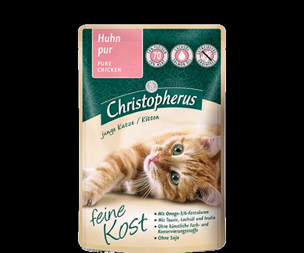 Christopherus (Kitten) - Huhn pur