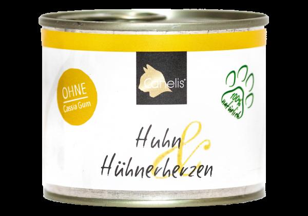 Canelis Huhn & Hühnerherzen