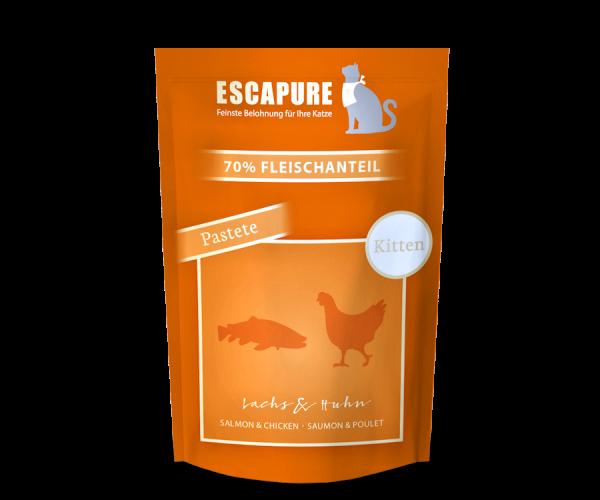 Escapure (Kitten) Lachs & Huhn