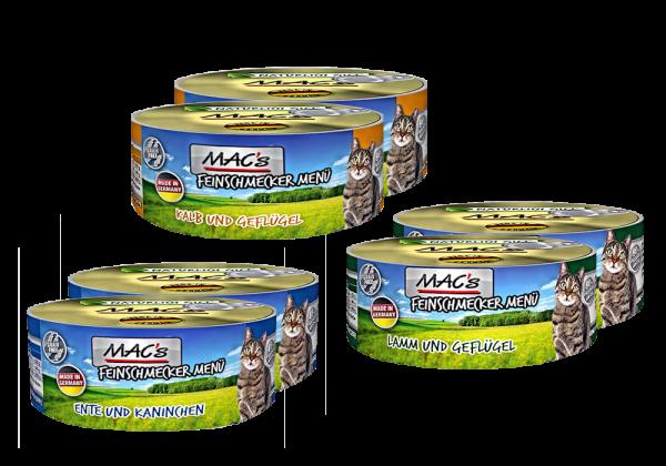 MAC's - Mixpaket ohne Fisch